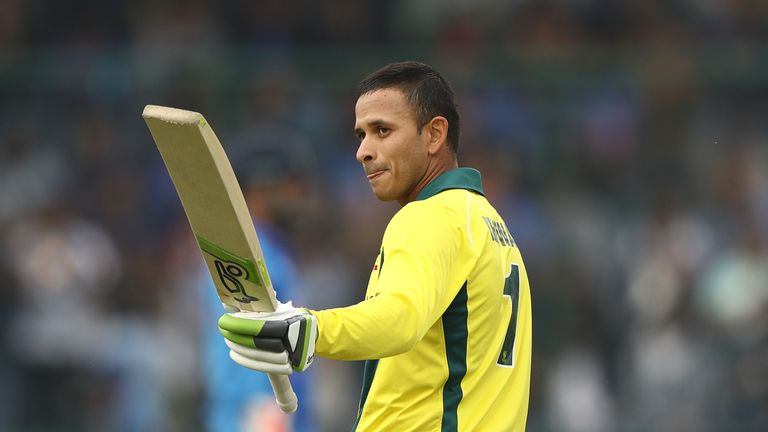 Usman Khawaja has been in fine form since his recall in January