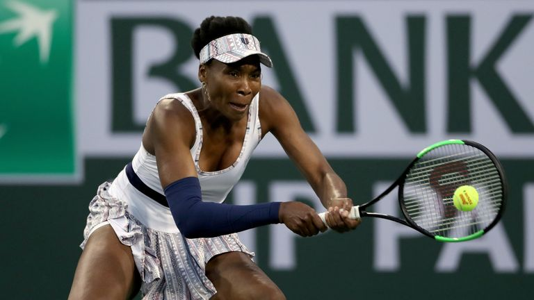 Venus Williams will take on Angelique Kerber in the quarter-finals