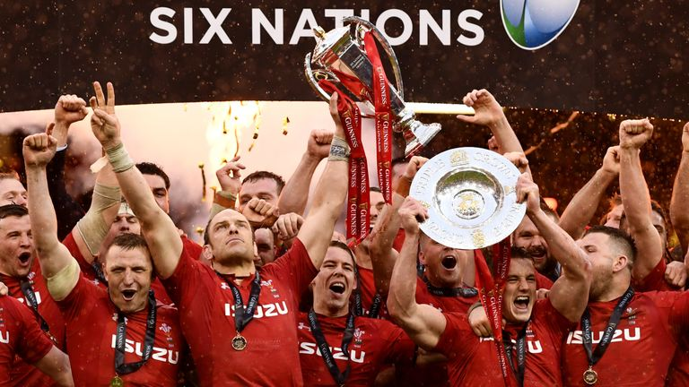 Alun Wyn Jones insists Wales' Six Nations Grand Slam is history heading into World Cup