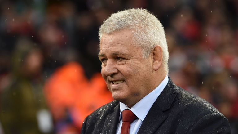Departing Wales coach Warren Gatland paid tribute to his players and admitted he 'will miss it'