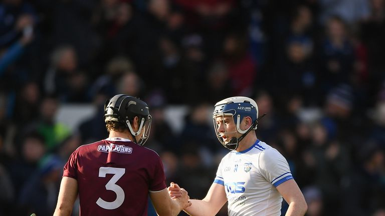 Waterford overcame Galway in the semi-final at Nowlan Park