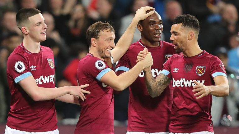 Angelo Ogbonna says he expected Declan Rice to earn an England call-up