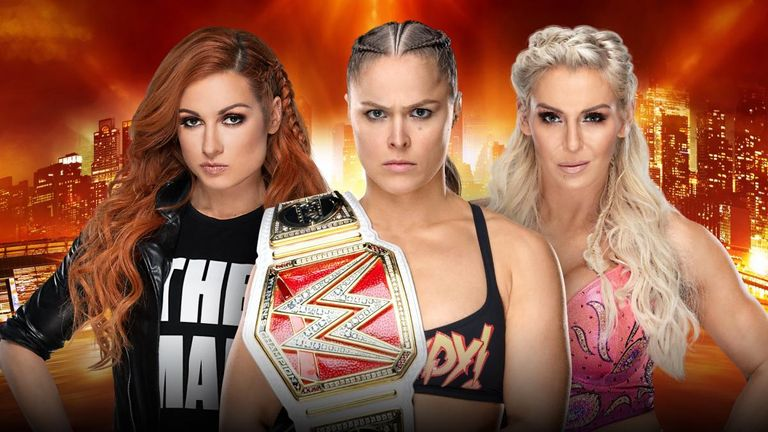 Becky Lynch & Charlotte Flair React To WrestleMania Main Event Announcement