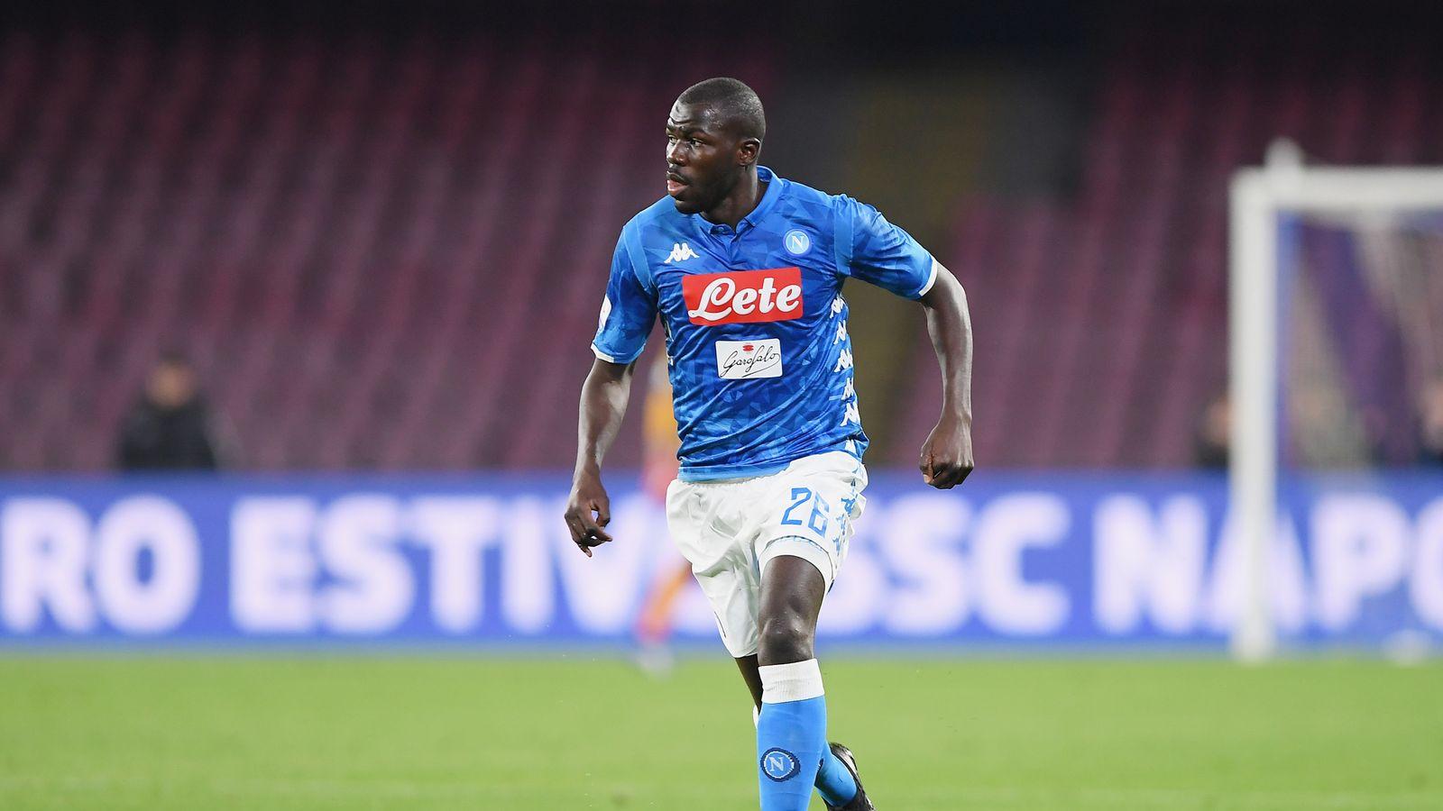 Euro Papers: Man Utd launch £84m bid for Napoli defender