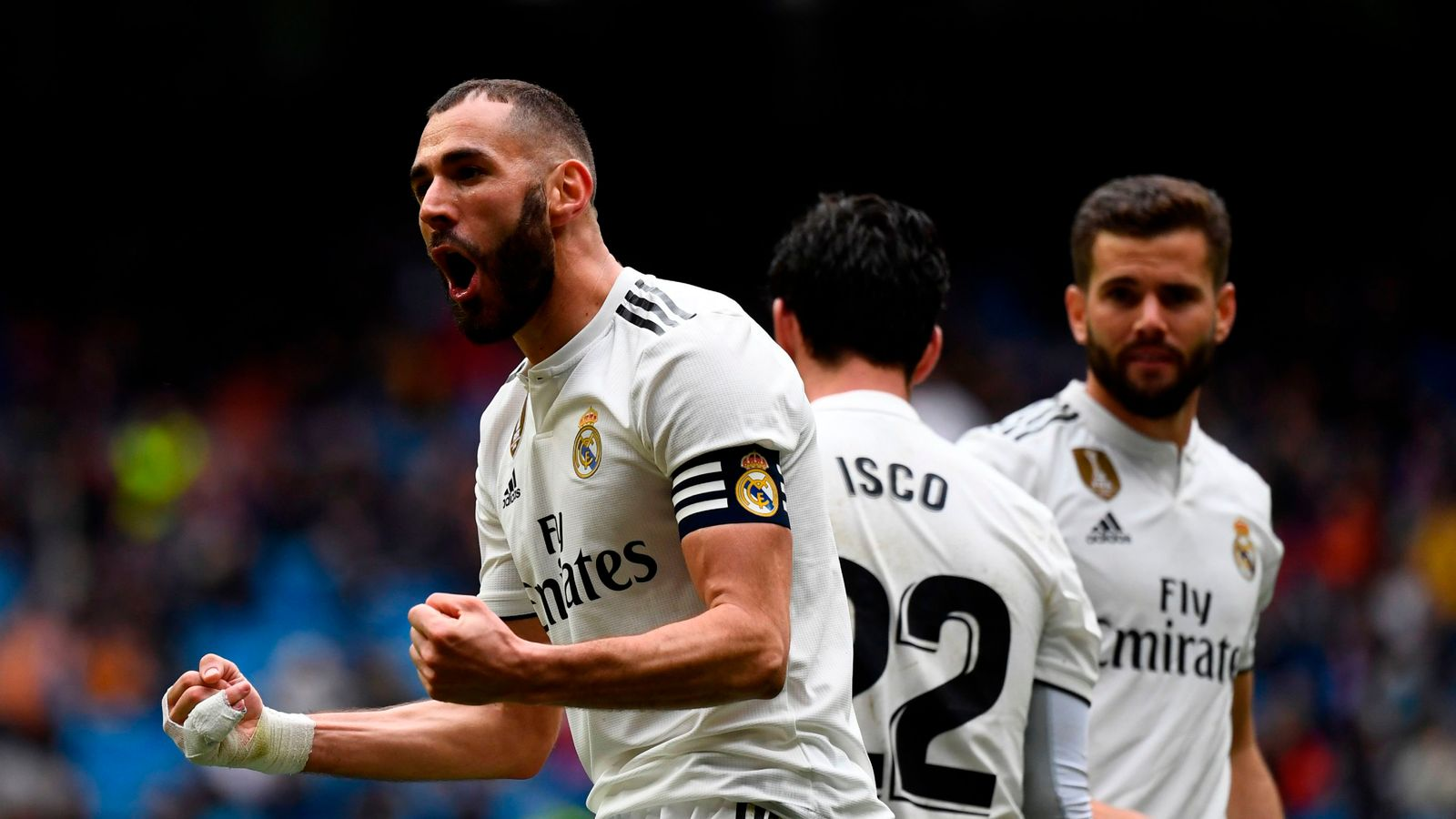 Match Report - R Madrid 2 - 1 Eibar | 06 Apr 2019