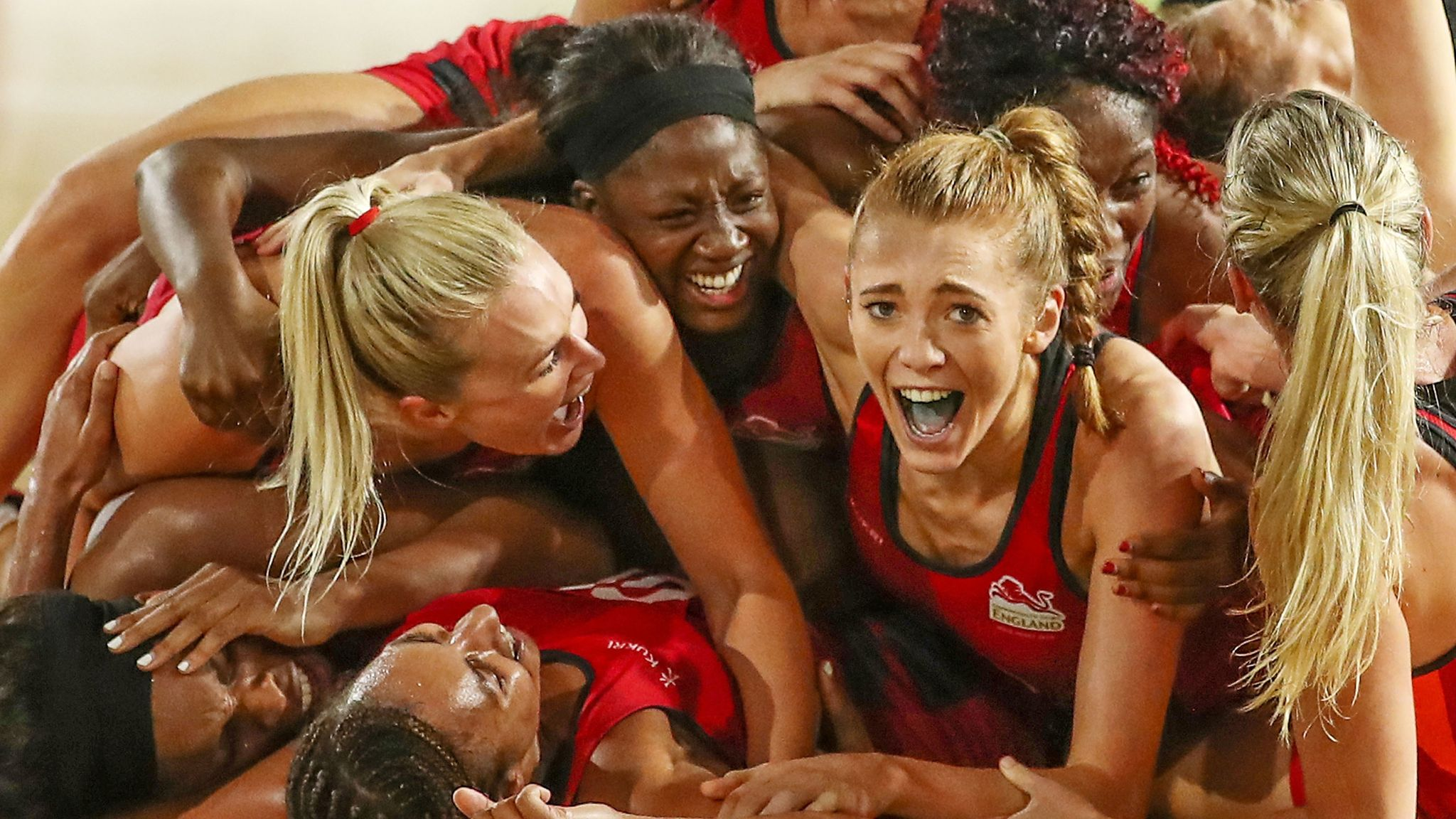 England Netball's new CEO Fran Connolly wants netball to trail-blaze in women's sport