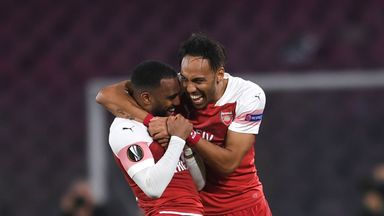 'Arsenal on verge of remarkable season'