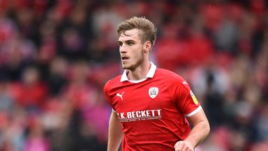 Stoke have agreed a fee with Barnsley for centre-back Liam Lindsay