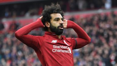 Mohamed Salah is one of Time's 100 most influential people in the world