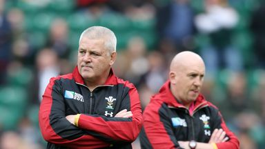 Warren Gatland wants Shaun Edwards to decide on his future before Wales head into their World Cup training camp