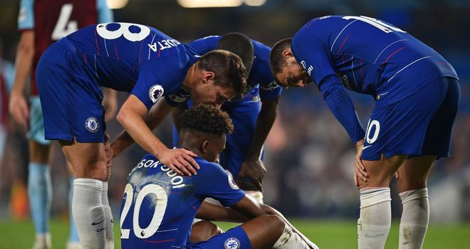 Hudson-Odoi signs new five-year £180,000-a-week Chelsea deal