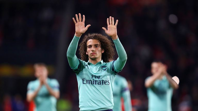 Matteo Guendouzi was a surprise success for Arsenal in Unai Emery's debut campaign