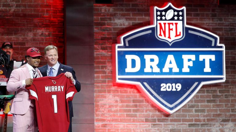 We've picked out the best bits from the first night of the 2019 NFL Draft