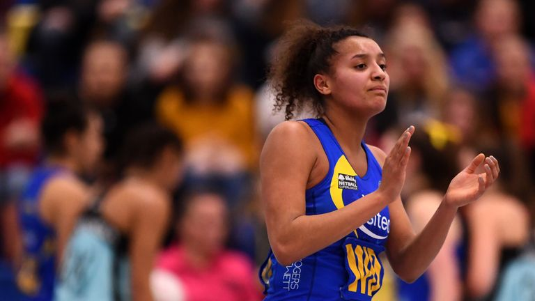 Allison will continue to combine playing for Team Bath with her studies