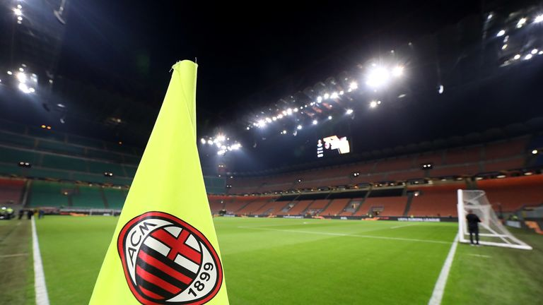 AC Milan's anti-racism initiative will be launched during Saturday's derby with Inter Milan