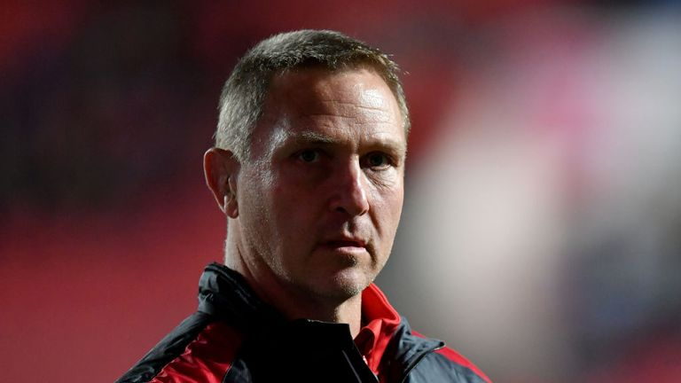 """Johan Ackermann says Gloucester have to be """"better than what we are"""""""