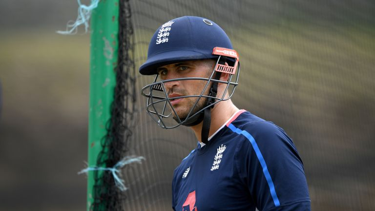 Alex Hales pulled out of Nottinghamshire's game against Lancashire on Friday