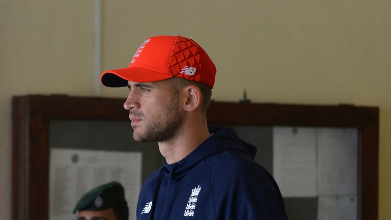 Alex Hales has been banned