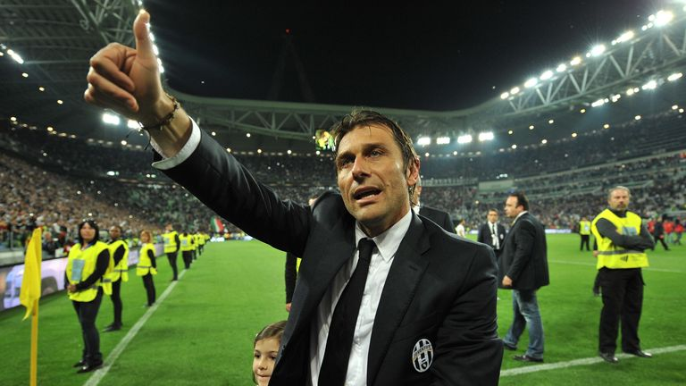Juventus spoke to Antonio Conte last month about a possible return to the club
