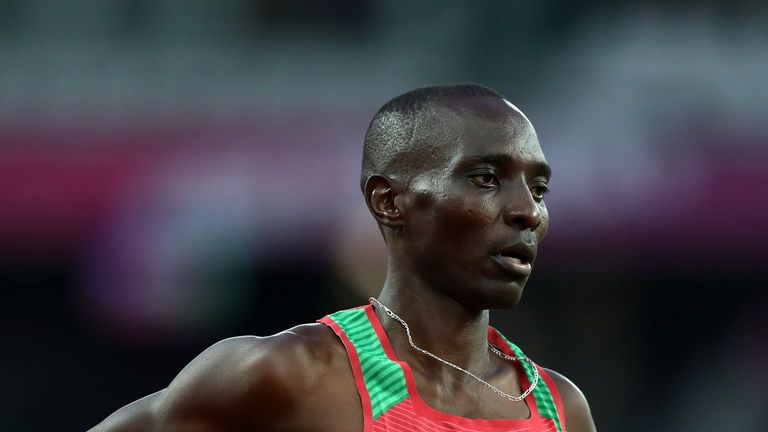Olympic champion Asbel Kiprop handed four-year ban for doping