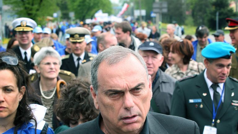 Avram Grant will be part of Chelsea's delegation at next month's March of the Living