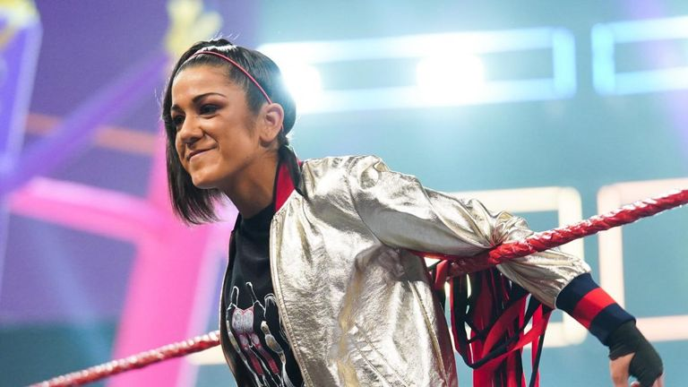 Bayley lost in singles competition on Raw last week - could she be heading to SmackDown?
