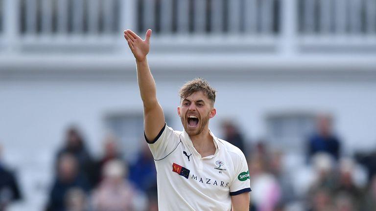 Ben Coad took six wickets as Yorkshire beat Kent
