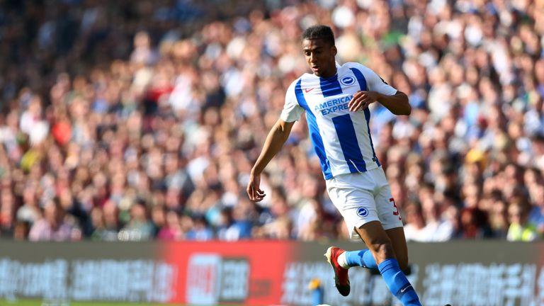 Bernardo has played 15 Premier League games for Brighton this season