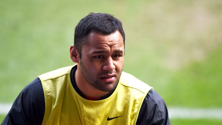 Vunipola was booed while playing for Saracens against Bristol at the weekend