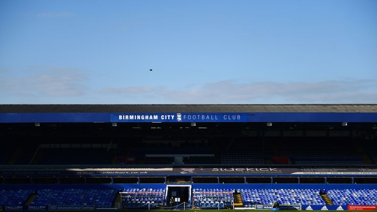 Birmingham City have been touted as a possible groundshare option