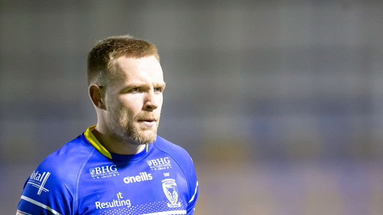 Blake Austin was again the stand-out for Warrington