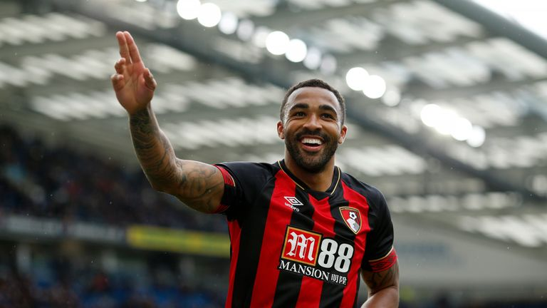 Callum Wilson has signed a new long-term deal with Bournemouth