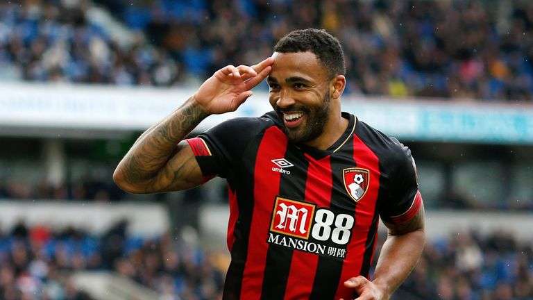 Callum Wilson was drawing interest from Chelsea and West Ham in January