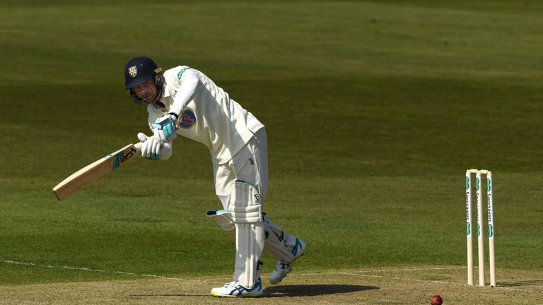Cameron Bancroft was unbeaten on 120 as he led a Durham fight back