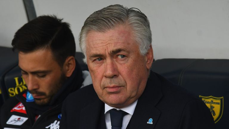 Carlo Ancelotti has warned Arsenal that Napoli will be 'brilliant' in the second leg