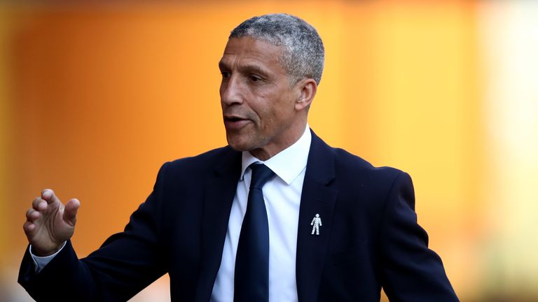 Chris Hughton has previously earned promotion from the Championship with Newcastle and Brighton