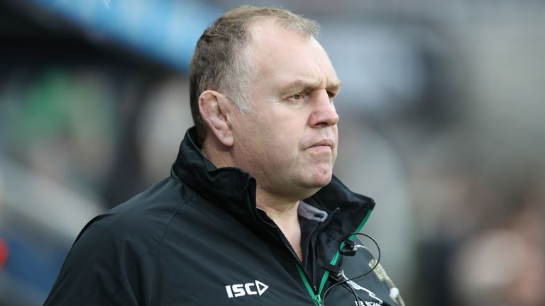 Dean Richards acknowledges that beating Northampton is essential