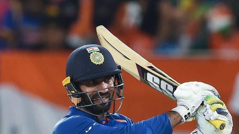 Dinesh Karthik has forced his way into India's World Cup squad
