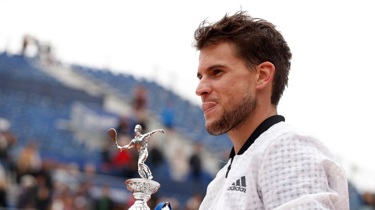Will Dominic Thiem become Rafael Nadal's natural successor as the 'King of Clay'?