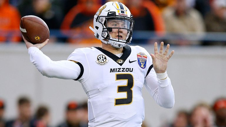 Drew Lock is one of a host of Draft prospects that will join the PFT team