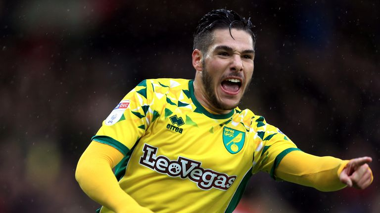 Emi Buendia has impressed since signing for Norwich