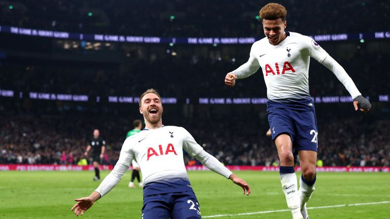 Tottenham, Chelsea, Arsenal and Man Utd: Assessing the race for the Champions League | Football News |