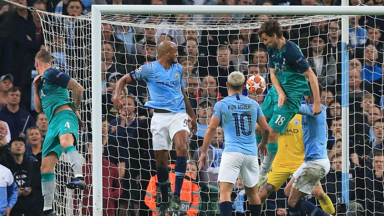 Llorente forces home Tottenham's winner - should it have stood?