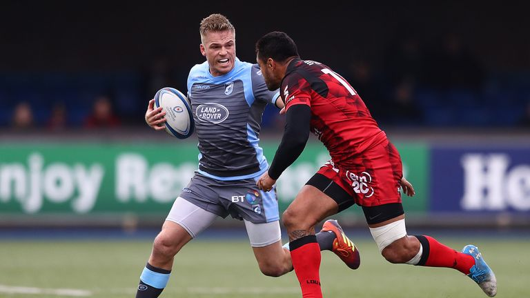 Gareth Anscombe is set to leave Cardiff Blues to join Ospreys