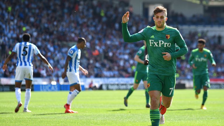 It was another piece of brilliance for Gerard Deulofeu's opening goal