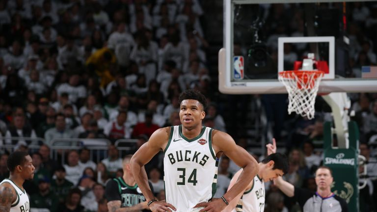 NBA fines Bucks $50K for Antetokounmpo contract comment