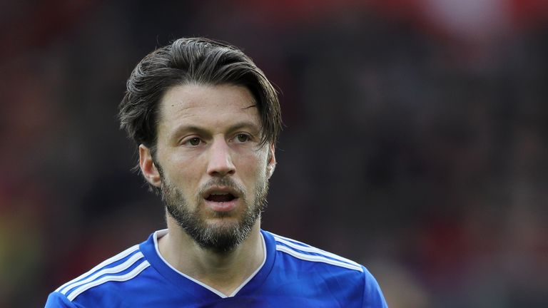 Harry Arter won two promotions with Bournemouth