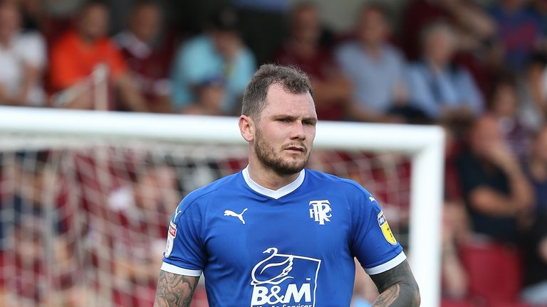 James Norwood is the top scorer in League Two for Tranmere
