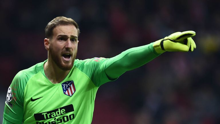 Oblak has played 20 matches for Slovenia