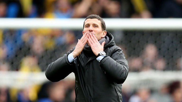 Javi Gracia has led Watford to the FA Cup final